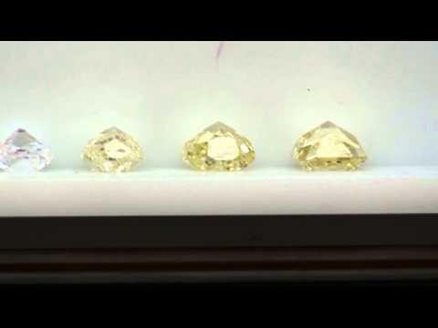Understanding Fancy Yellow, Fancy Intense Yellow & Fancy Vivid Yellow Diamonds