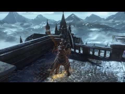 DARK SOULS 3: Le Havel Ninja! - No Human Dregs for you buddy! PS4