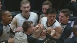 Army West Point Completes Comeback To Send Game To OT