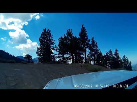 East Blue Ridge 4wd Road- Wrightwood, California