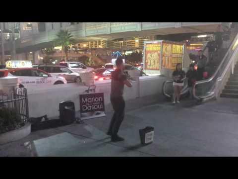 Cell phone: Marlon Dasoul DJ Violinist
