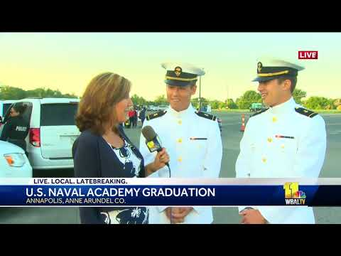 Midshipmen look forward to commissioning