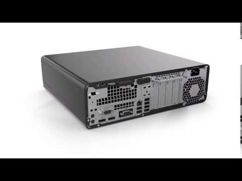 HP EliteDesk 800 G3 SFF Spin 360