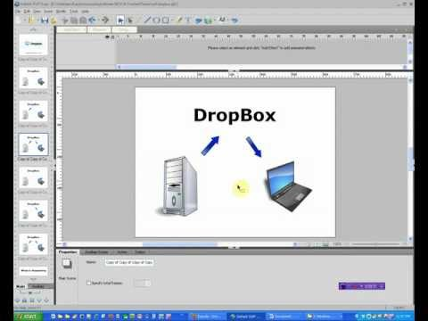 Moving EasyAs Accounting Data Files to DropBox on your PC