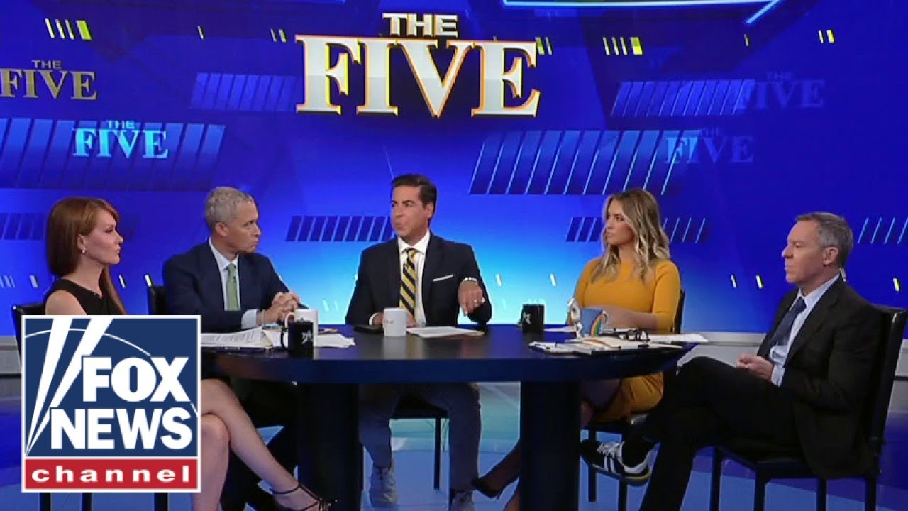 'The Five' reacts to rise in shoplifting, theft plaguing Democrat-led cities