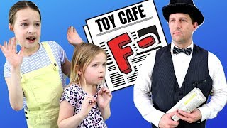 Toy Cafe Gets a Bad Review!