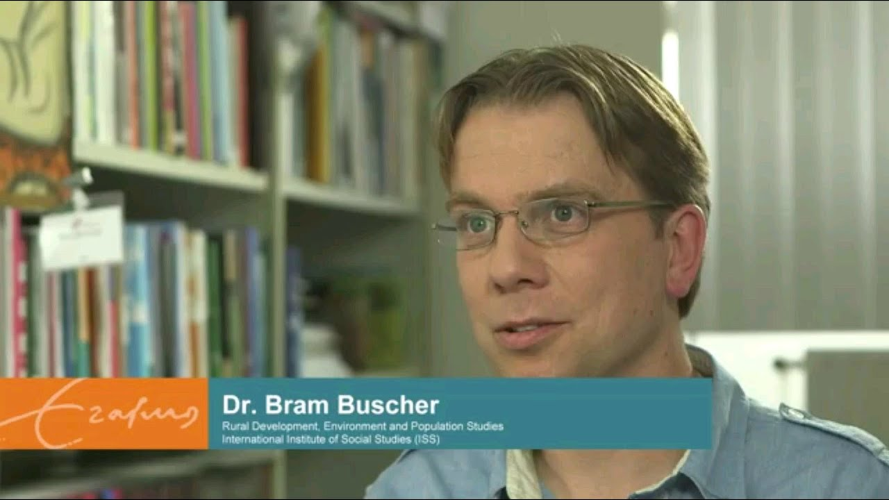 Development Studies PhD research at ISS Erasmus University Rotterdam   Dr. Bram Buscher