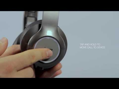HOW TO PAIR: JAM Transit Touch Wireless Headphones