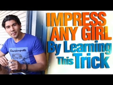 Free Magic Card Trick: IMPRESS ANY GIRL By Learning This Trick!