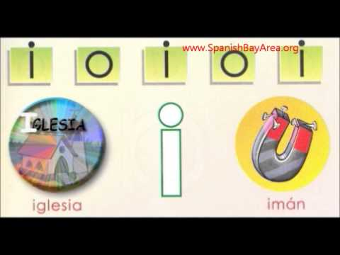 LEARN HOW TO READ SPANISH PART 2 - SPANISH LESSONS IN SAN JOSE CA. - SPANISH BAY AREA