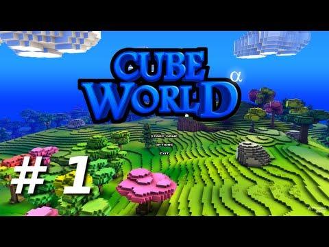 Cube World E01