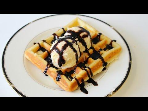 Easy Waffle Recipe!