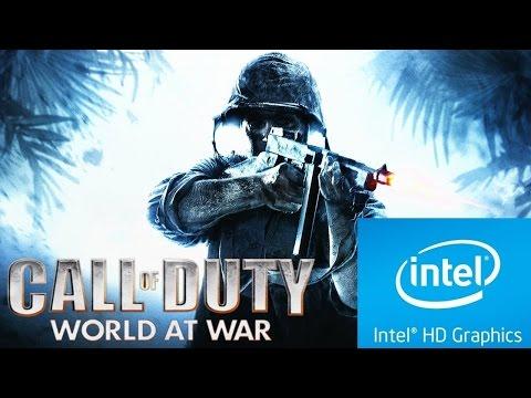 Call Of Duty 5 World At War on Intel HD/Intel Celeron N3060