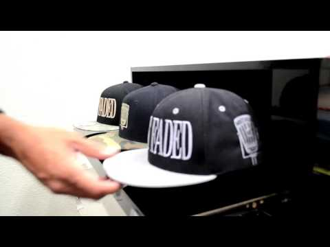 CapPalace Hat storage-How we care for our fitted hats or snap backs.