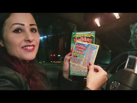 Holiday Cash - Florida Lottery ticket scratchers how to win and play scratch offs.