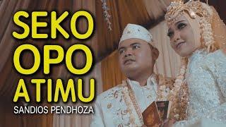 Sandios Pendhoza Seko Opo Atimu 28Official Lyric Video 29
