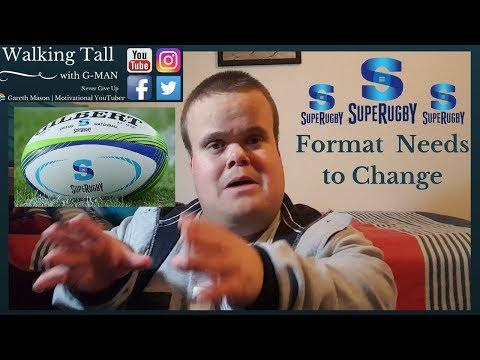 SANZAAR needs to change the Super Rugby Format! | Gareth Mason