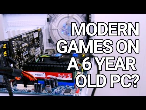 Can You Play New Games on an Old Computer?
