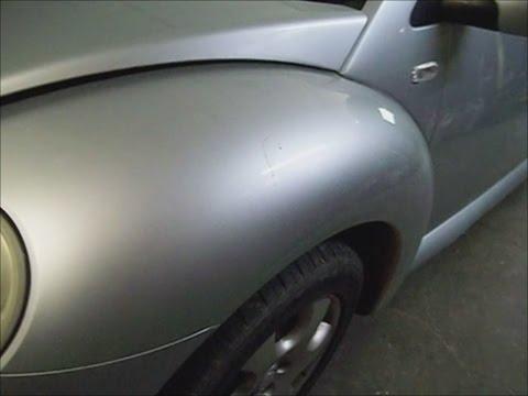 VW New Beetle 2.0l AVG engine timing belt install pt.2