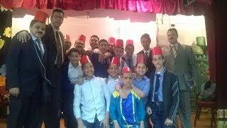 عشقناك يا مصر اداء طلاب فصل1 B فى طابور الصباح تحت إشراف أ علاء