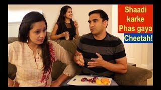 Shaadi karke phas gaya - Cheetah  | Lalit Shokeen Comedy |