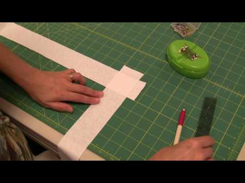 How to Join Strips for Borders and Bindings