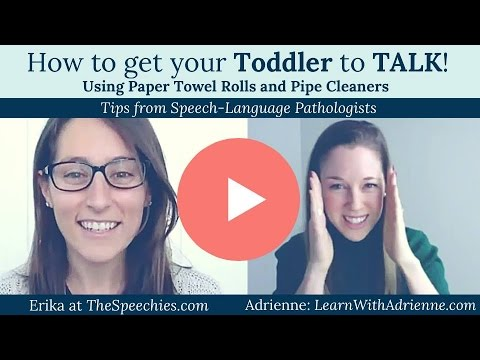 How to get your Toddler to TALK!
