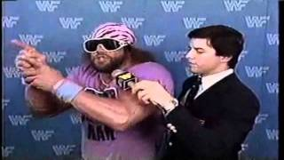 Why Randy Savage gave the best promos ever