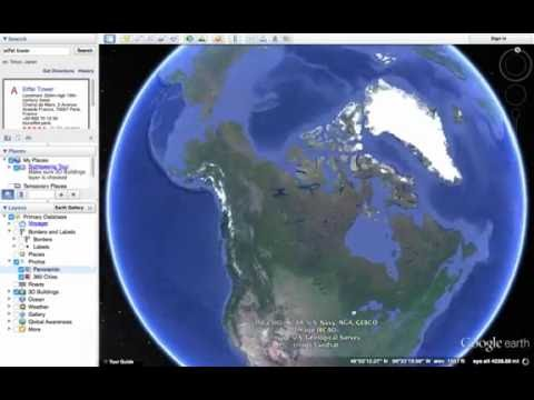 Google Earth Basics 2016 Tutorial