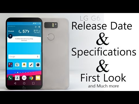 LG G6 2017, New release date, first look, features and full specification in [Urdu-Hindi]