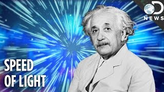 Was Einstein Wrong About The Speed Of Light?