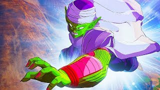 Dragon Ball Z: Kakarot Piccolo First Gameplay Revealed (2019)