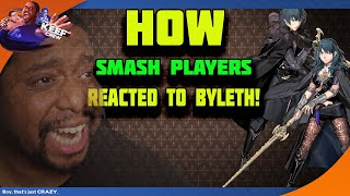How EVERYONE reacted to BYLETH being in Super Smash Bros!