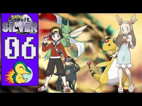 Pokémon Soul Silver #06 - LIGHTHOUSE/SURF E STRENGTH (1080p/2016)