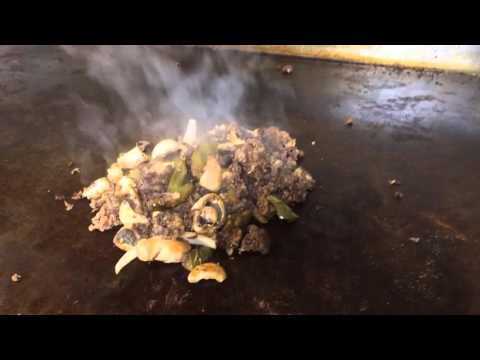 Making Regatta Deli's Steak & Cheese Bomb Grinder