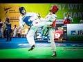 BEST 2 KOs IN WORLD CHAMPIONSHIP 2017 II MUJU