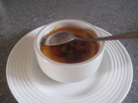 How to make Baileys Creme Brulee!
