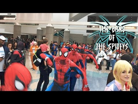 THE BAND OF THE SPIDEYS (Marlon Webb Tribute)