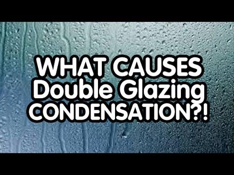 Double Glazing Condensation Between Panes