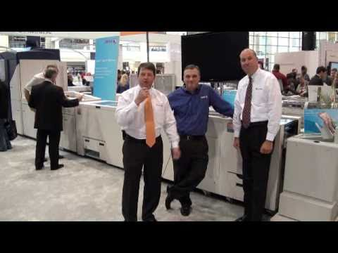 CP Bourg Teams with Xerox on Web to Finish Workflow at Graph Expo 2010.wmv