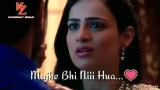 Kabhi pyar huaa hai tumhe....miss u...