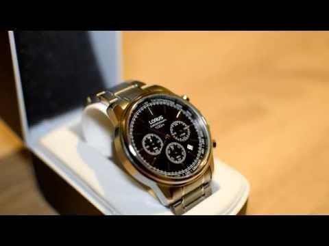 Lorus Watch RT375CX9