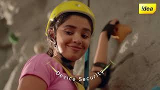 Idea Postpaid Nirvana Plans - Device Security