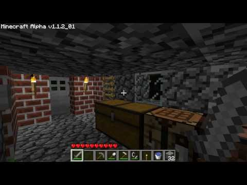 Minecraft How to Make a Chest