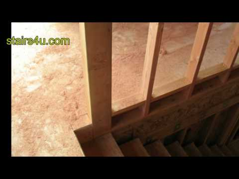 Guardrail Framing Problems - New Home Construction