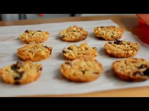 [Bake with Maria] How to Make Florentines - Christmas Series