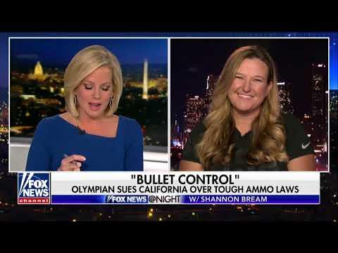 Kim Rhode on Fox News: It's Time To Defeat Gunmageddon