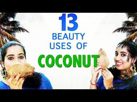 13 BEAUTY USES OF COCONUT   Happy Pink Studio