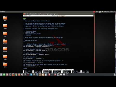 install wordpress on ubuntu 16.10