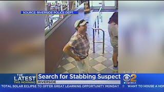 Man Wanted In Stabbing At Riverside Carl